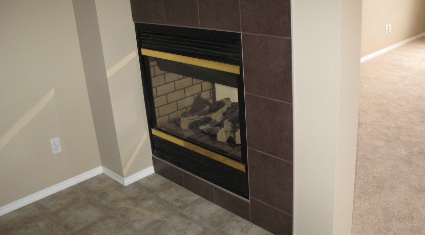 69 Taralake Terrace Fireplace