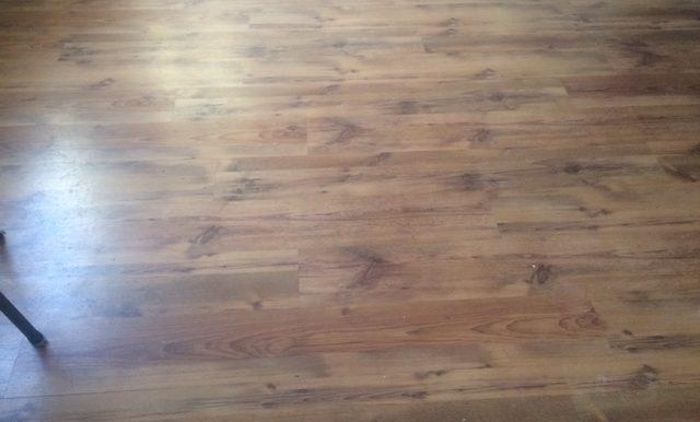 31 Cimarron Wood Floor